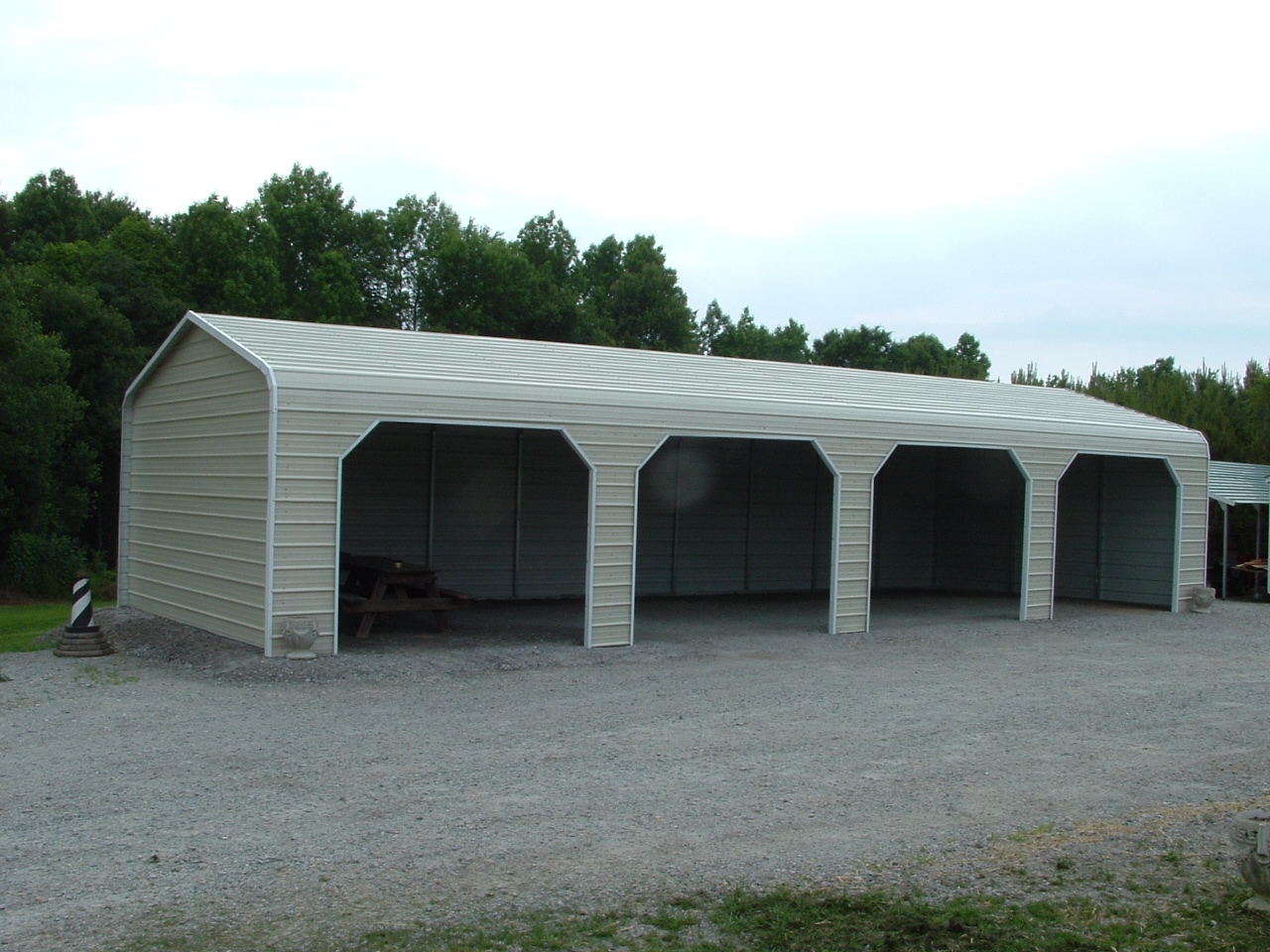 Disk Works of South Jersey - Metal Garages / Carports - Homepage