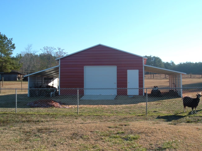 Metal Carports Barns Images